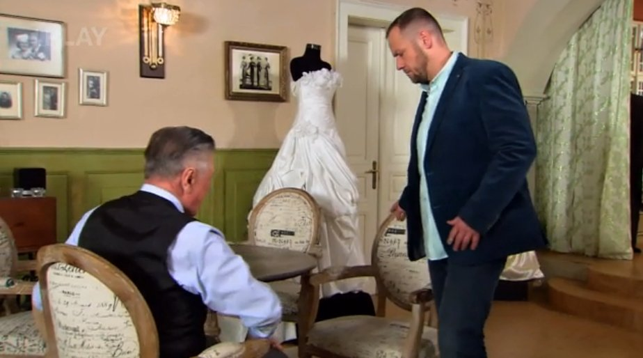 Svatby v Benátkách 74. díl online ke shlédnutí