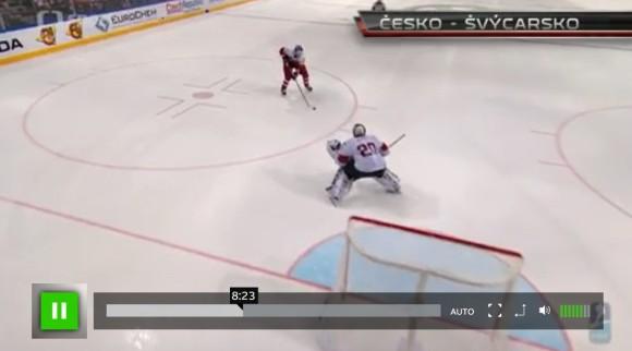 Česko vs. Kanada MS v hokeji 2015 online.