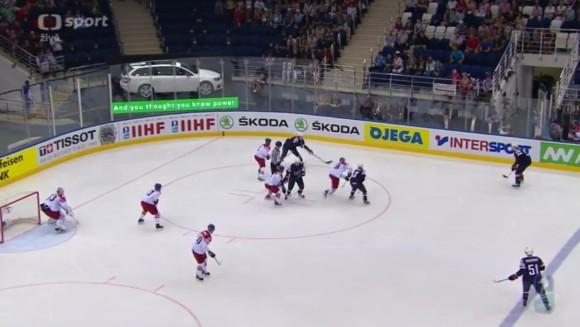 Hokej Česko X Švédsko online MS 2015.