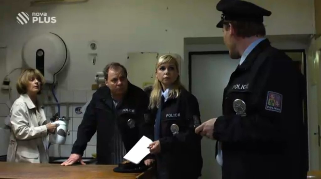 Policie Modrava 8. díl online ke shlédnutí
