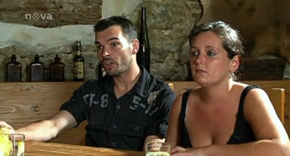 Veronika i Robert mají také své manželské problémy.