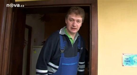 Jiří bude ze své nové manželky Věrky právem zděšen.